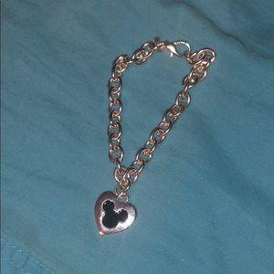 """Disney bracelet with """"K"""""""